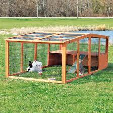 Recinti esterni per conigli altri animali for Recinto per cani da interno fai da te